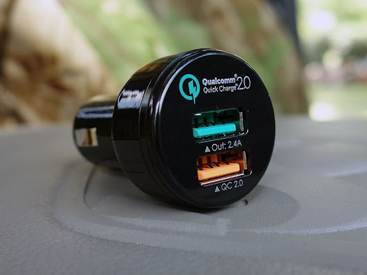 This Quick Charge 2.0 car charger is just $6 at Amazon! | Android Central