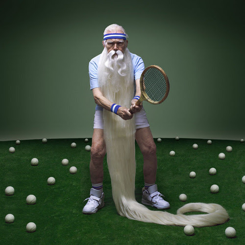 Let's Play Some Old Guy Tennis