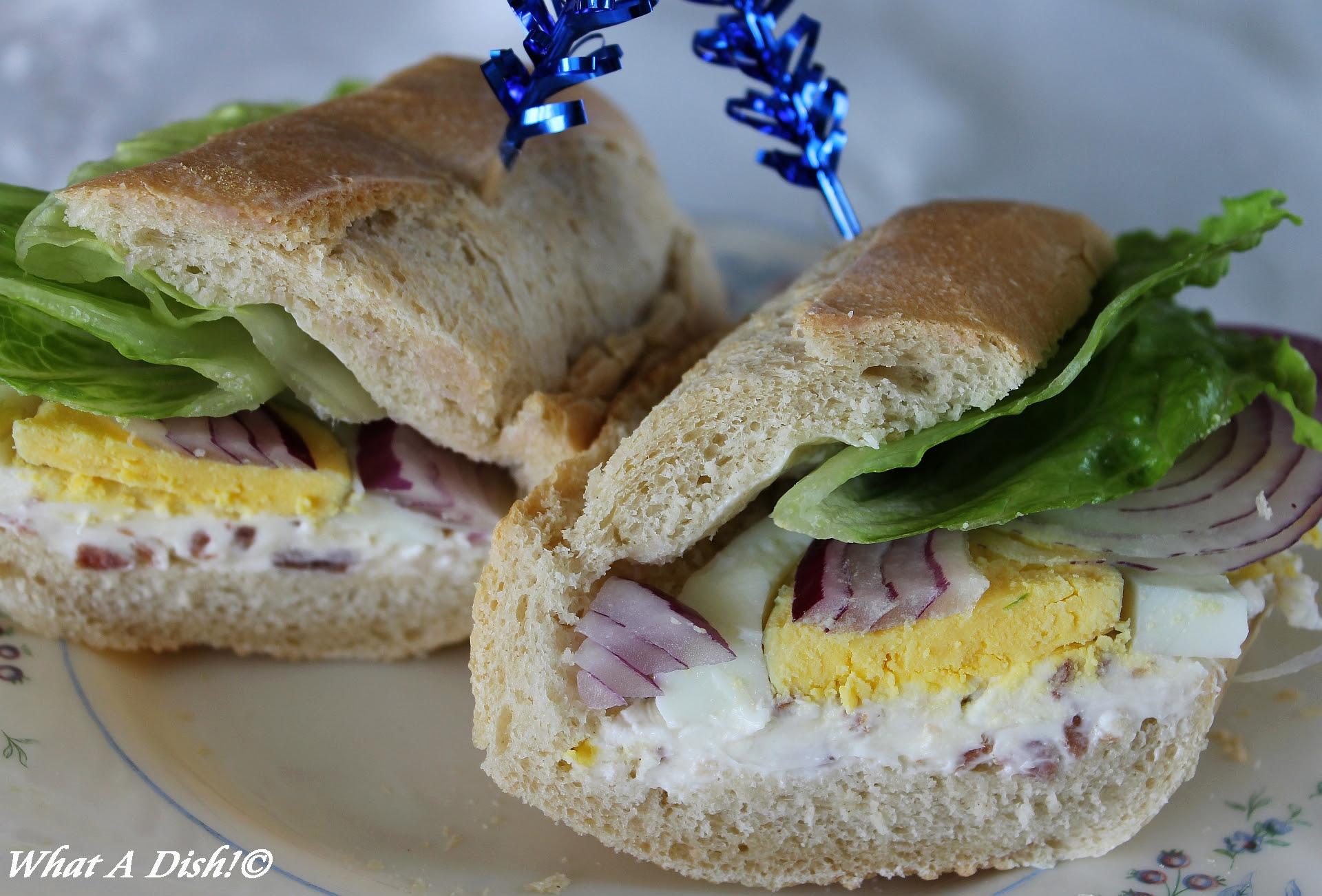 Portuguese Sandwich