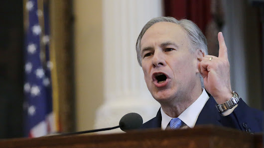 Texas Governor Deploys State Guard To Stave Off Obama Takeover