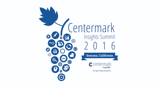 2016 CentermarkINSIGHTS Summit