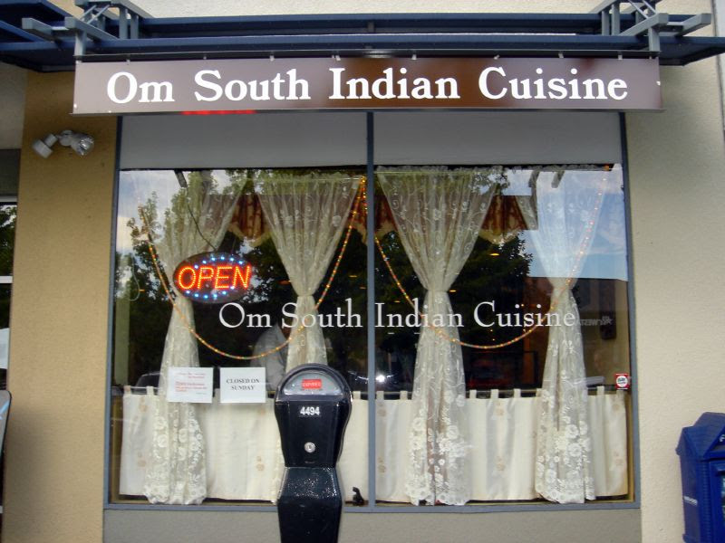 Om South Indian Cuisine
