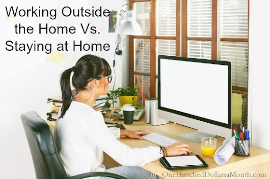 Working Outside the Home Vs. Staying at Home – Which is More Stressful?