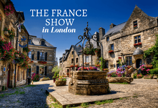 The France Show in London – Win tickets for French holiday inspiration 25-27 Jan 2019 – Heather on her travels
