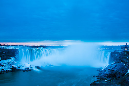 How To Spend Your Mid-Winter Break in Niagara Falls