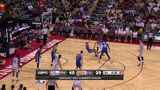 Summer League in Review: Ivica Zubac - YouTube