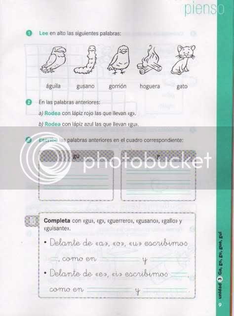 Cuadernos De Ortograf U00cda