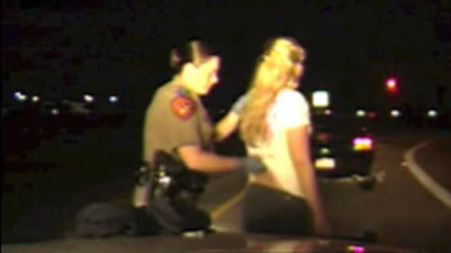 Two Irving women are suing after they were subjected to a roadside cavity search by a Texas DPS Trooper, their lawyer released the video.