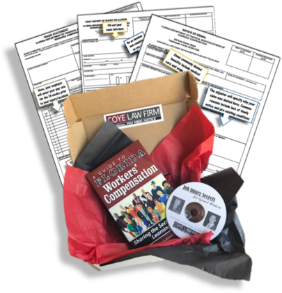 Have You Been Injured On the Job? Discover How to Get Your Medical Bills Paid, How to Calculate Your Wage Loss Benefits, What to Do if Your Workers' Comp Claim is Denied, and Other Tips with Wade Coye's Workers' Comp Survival Kit