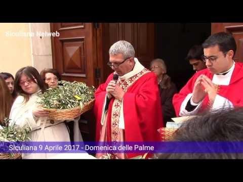 Siculiana, Domenica delle Palme