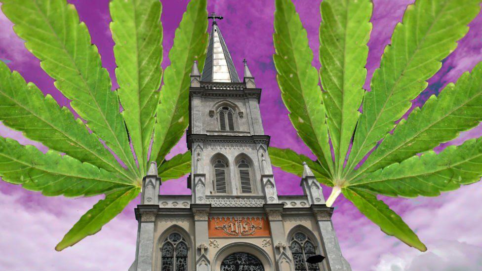 The first church of cannabis
