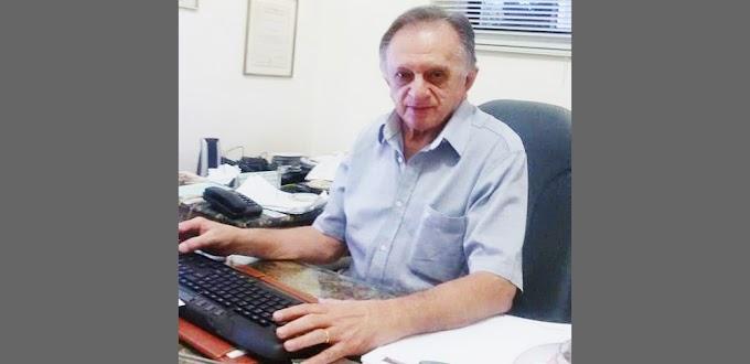 Dr. Orlando Damacena é mais uma vítima fatal do COVID – 19, em Patos