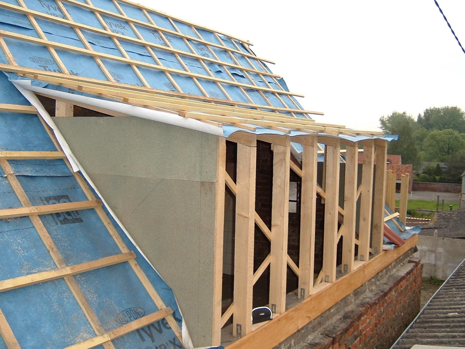 Schéma régulation plancher chauffant: Modification toiture