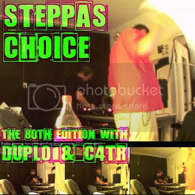 Steppas Choice 80 1