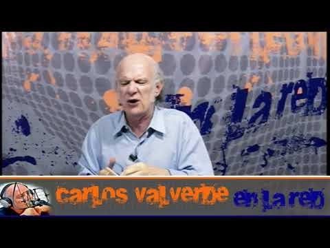 Carlos Valverde en la red: Programa del día jueves 21-11-2019