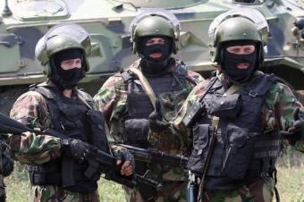 Путин предупредил Запад о возможности проведения контртеррористической операции на территории Украины