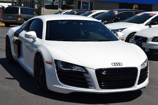 Used 2008 Audi R8 Coupe quattro for Sale in Salt Lake City UT 84115 AutoForza Motors