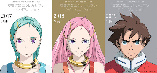 Eureka Seven Hi-Evolution Announcement - Funimation - Blog!