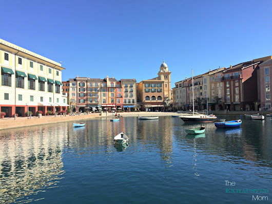 The Perks of Staying at Loews Portofino Bay in Orlando - The Exhausted Mom