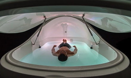 $45 for One 60-Minute Floating Session in a Sensory-Deprivation Tank at Urban Float ($89 Value)