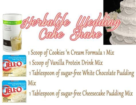 17 Best images about Herbalife shake recipes on Pinterest