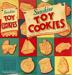 Sunshine Toy Cookies box