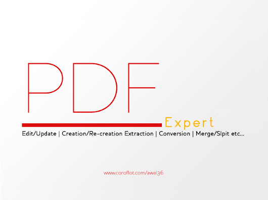 Edit or update your PDF document for $12