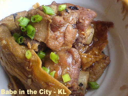 Braised Pork Ribs with Foo Chuk