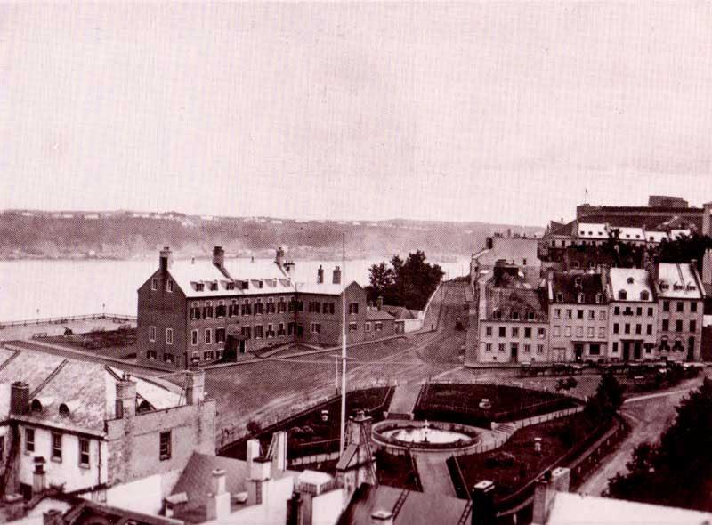 квебек 1865