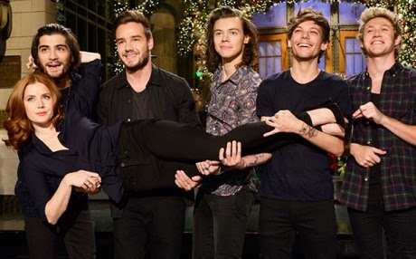 Check out the best and worst of +Saturday Night Livelast night! #SNL #1DonSNL