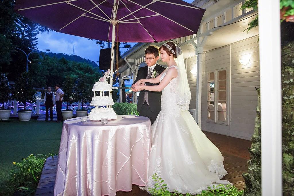 111青青時尚會館戶外婚禮