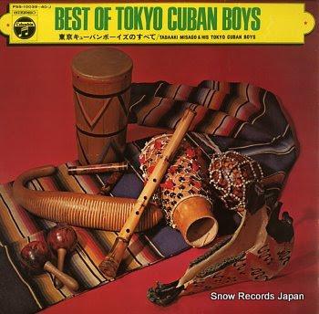 TOKYO CUBAN BOYS best of