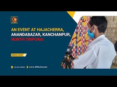 AN EVENT AT HAJACHERRA, ANANDABAZAR, KANCHANPUR, NORTH TRIPURA!