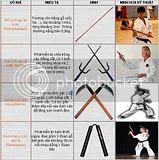 Kobudo – 古武道: hệ thống kỹ thuật võ khí cổ của võ thuật Okinawa