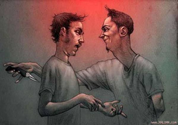 Tiếp xúc với những người này rất dễ bị hại