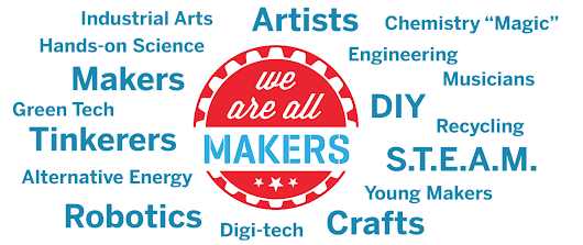2015 Call for Makers is Now OPEN! Deadline January 23rd