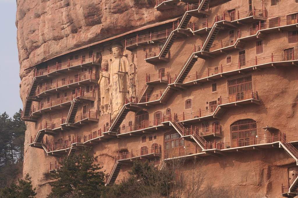 chinesetour21 10 amazing sights in addition to China Great Wall and the Terracotta Army