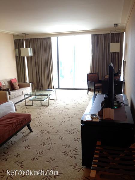 Club Room, Marina Bay Sands Hotel Singapore