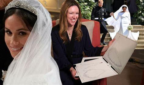 Meghan Markle wedding dress: How bride kept Givenchy