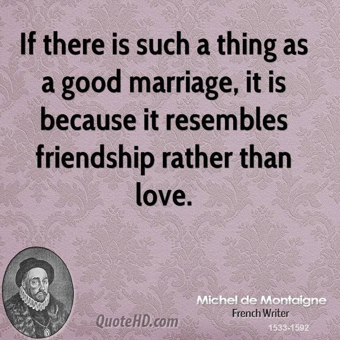 Quotes About Importance Of Marriage 20 Quotes