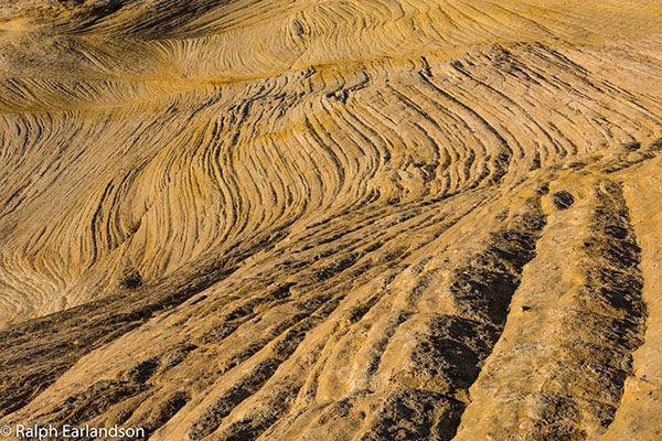 Sandstone                                                           swirls at                                                           Grand                                                           Staircase                                                           Escalante                                                           National                                                           Monument,                                                           Utah