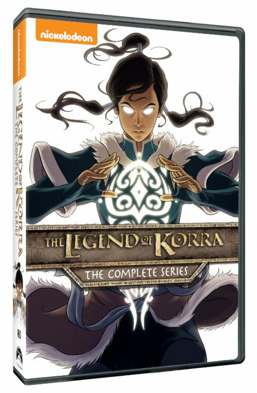 #Giveaway - The Legend of Korra The Complete Series #HealthToYourHeart