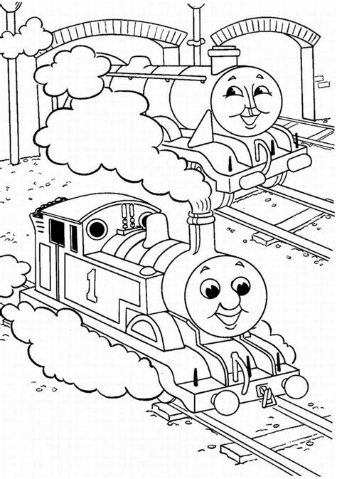 17+ images about thomas on Pinterest | Coloring, Free