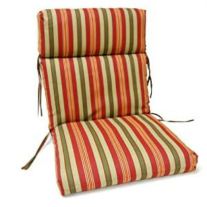 Amazon.com - Aluminum Chair-Replacement Cushion, Alex ...