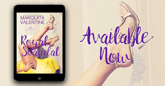 Release Day: Royal Scandal