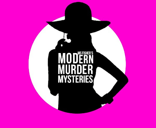 Ms. Fisher's MODern Murder Mysteries: Spin-Off Series Announced – The Down Under TV Place