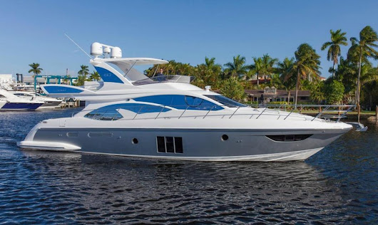 60 Azimut 2017 - Evermarine Yacht Listings
