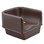 Cambro 100BC1-131 - Polyethylene Booster Seat