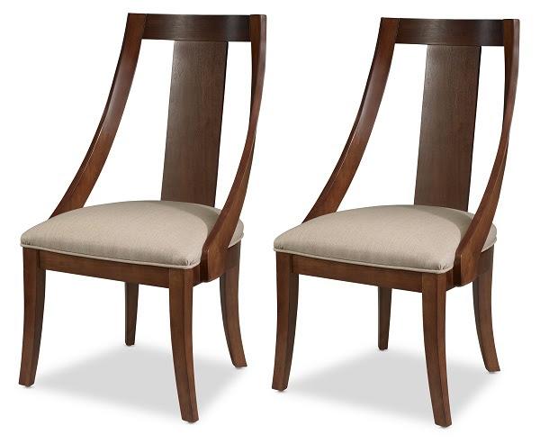 Manhattan Dining Chairs {$330/set ARV} #ad