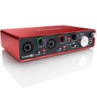 Focusrite - Scarlett 2i4 2nd Gen USB Audio Interface